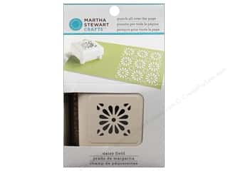 Weekly Specials Fiskars Punches: Martha Stewart Punch All Over The Page Daisy Field Pattern