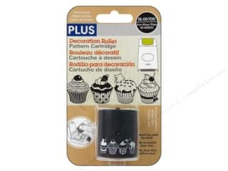 Roller: Plus Decoration Roller Refill Cupcakes