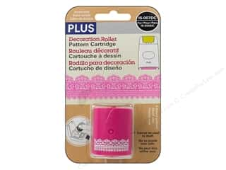 Plus Decoration Roller Refill Pink Lace