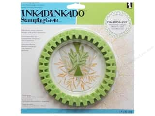 Weekly Specials Guidelines 4 Quilting Tools: Inkadinkado Stamping Gear Circle Wheel