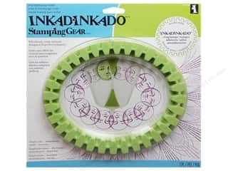 Inkadinkado Stamping Gear Oval Wheel