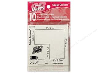 Susan Bates Knit Chek Aid Gauge Grabber Stickers 10 pc.