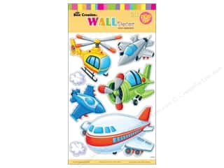 Clearance Best Creation Wall Decor Stickers: Best Creation Wall Decor Stickers Pop-Up Aircraft