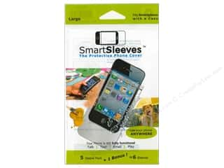 ClearBags SmartSleeves for Smartphones 6 pc. Large