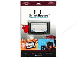 ClearBags SmartSleeves for Tablets 10 pc. Nook
