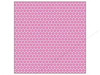 die cutting machines: We R Memory Keepers 12 x 12 in. Washi Adhesive Sheet Pink (12 sheets)