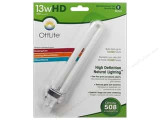 yarn & needlework: OttLite Replacement Bulb 13 Watt Tube Type E