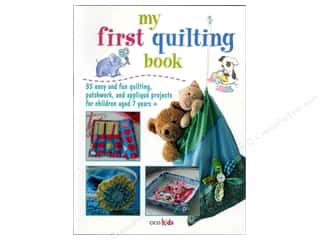 Cico My First Quilting Book by Susan Akass