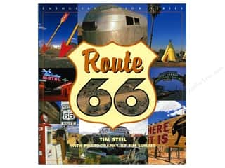 Journal & Gift Books: Voyageur Press Route 66 Book