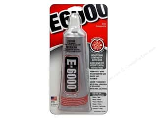 craft & hobbies: Eclectic E6000 Adhesive 2 oz. Clear