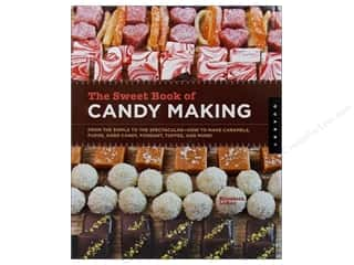 Quarry The Sweet Book Of Candy Making Book