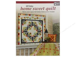 weekly special pillow: That Patchwork Place Home Sweet Quilt Book by Jill Finley