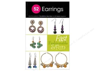 seed beads: Kalmbach 52 Earrings Book