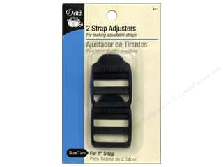 Dritz Strap Adjusters for 1 in. Strap 2 pc.