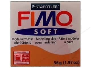 Fimo Soft Clay 2 oz. Cognac