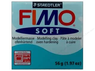 stamps: Fimo Soft Clay 2 oz. Peppermint