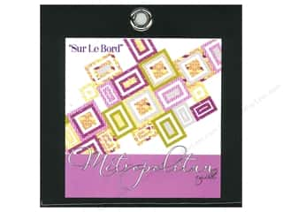 books & patterns: Metropolitan Quilt Sur Le Bord Pattern
