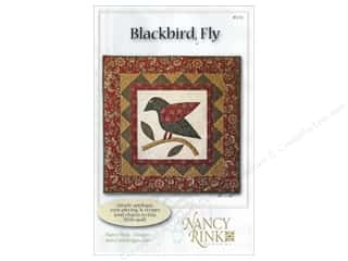 Nancy Rink Designs Blackbird, Fly Pattern