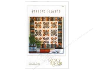 Nancy Rink Designs Pressed Flowers Pattern