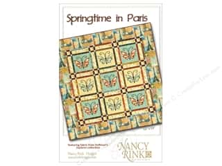Nancy Rink Designs Springtime In Paris Pattern