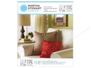 Martha Stewart Effect by Plaid: Martha Stewart Stencils by Plaid Bandana Paisley