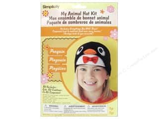 Weekly Specials Simplicity: Simplicity My Animal Hat Kit Penguin