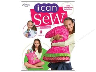 Annie's I Can Sew Book by Lynn Weglarz
