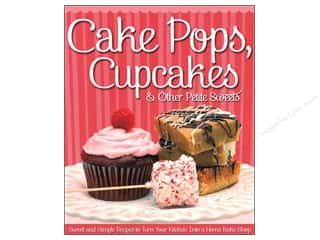 Cookbooks: Fox Chapel Publishing Cake Pops, Cupcakes & Other Petite Sweets Book