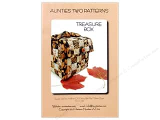 books & patterns: Aunties Two Treasure Box Pattern