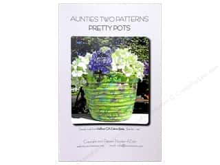 Aunties Two Pretty Pots Pattern