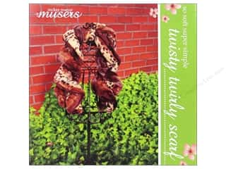 books & patterns: Mckay Manor Musers Twisty Twirly Scarf Pattern