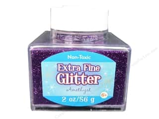 craft & hobbies: Sulyn Extra Fine Glitter 2 oz. Amethyst