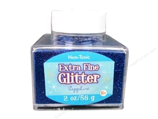 craft & hobbies: Sulyn Extra Fine Glitter 2 oz. Sapphire