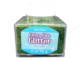 craft & hobbies: Sulyn Extra Fine Glitter 2 oz. Emerald