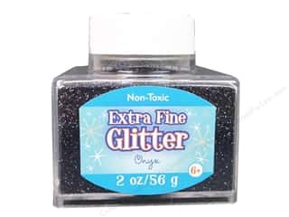 craft & hobbies: Sulyn Extra Fine Glitter 2 oz. Onyx