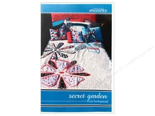 Mckay Manor Musers Secret Garden Bedspread Pattern