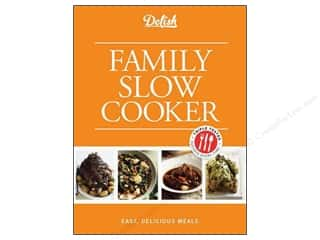 Hearst Books: Hearst Delish Family Slow Cooker Book