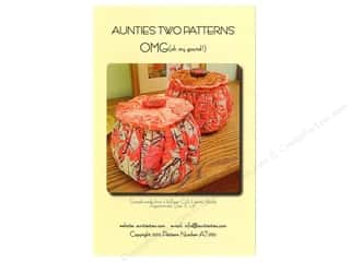 books & patterns: Aunties Two OMG (Oh My Gourd) Pattern
