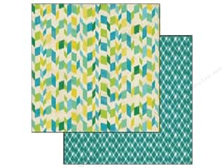 Crate Paper 12 x 12 in. Paper On Trend Sensation