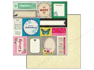 Crate Paper 12 x 12 in. Paper On Trend Accent Cuts
