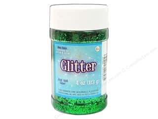 Sulyn Glitter 4 oz. Kelly Green