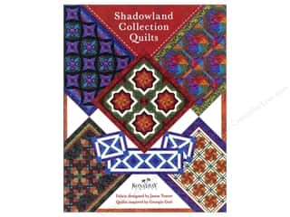 Quilting Fabric: Kona Bay Fabrics Shadowland Collection Quilts Book