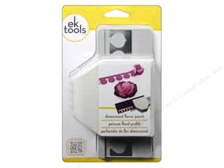 EK Paper Shapers Large Edger Punch Gardenia Flower