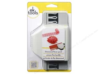 EK Paper Shapers Large Edger Punch Lily Flower 2 1/2 in.