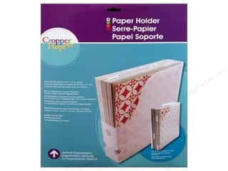 Weekly Specials Scrapbooking Organizers: Cropper Hopper Vertical Organizers 12 x 12 in. Paper Holder