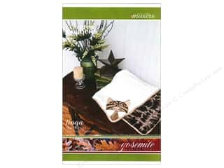 Clearance: Mckay Manor Musers Tioga the Bobcat Blanket Pattern