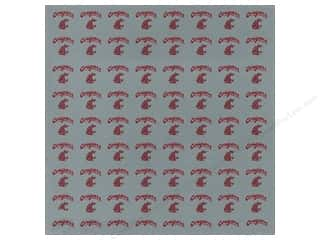"Sports Solution Paper 12""x 12"" Washington State Grey (25 sheets)"