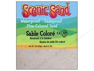 craft & hobbies: Activa Scenic Sand 1 lb. White