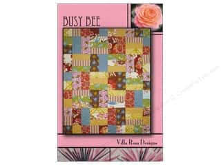 Bees: Villa Rosa Designs Busy Bee Pattern