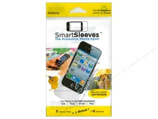 ClearBags SmartSleeves for Smartphones 6 pc. Medium
